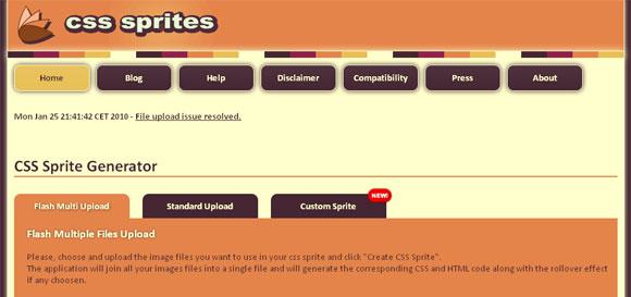 CSS Sprites