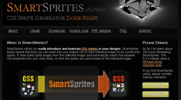 Smart Sprites