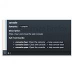 firefox command line