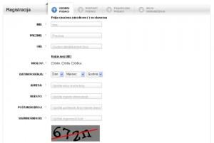 lutrija.hr Registration