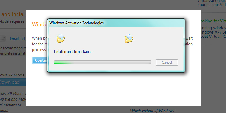Windows Activation Technologies