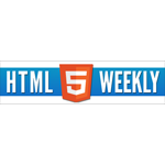 HTML5 weekly newsletter about web development
