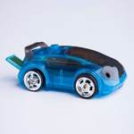 Radio controlled car by smatphone