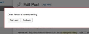 Post locking