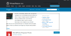 wp popular posts